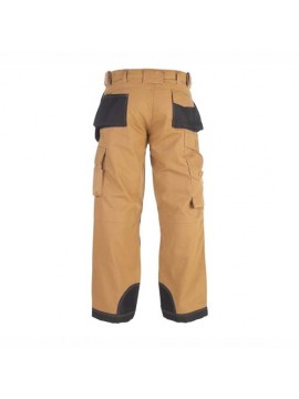 electrician trouser driftwood color